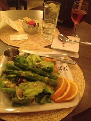 Bib Lettuce at About Faces Spa